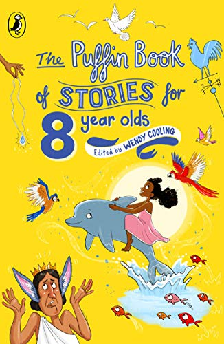 9780140380521: The Puffin Book of Stories for Eight-year-olds