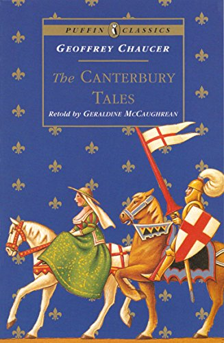 9780140380538: The Canterbury Tales (Puffin Classics)