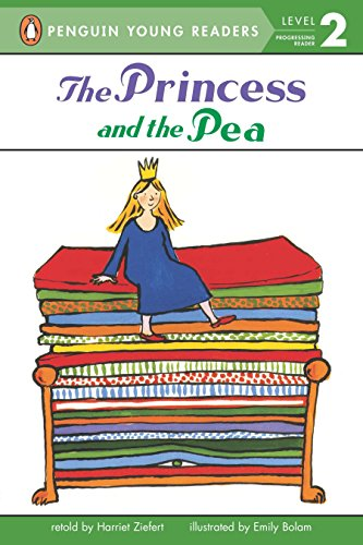 9780140380835: The Princess and the Pea (Puffin easy-to-read)