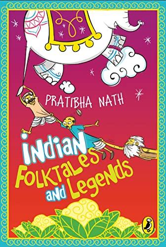 9780140380873: Indian Folktales and Legends