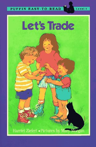 9780140381092: Let's Trade (Puffin easy-to-read)
