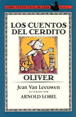 9780140381115: Los Cuentos Del Cerdito Oliver (Puffin Easy-to-Read)