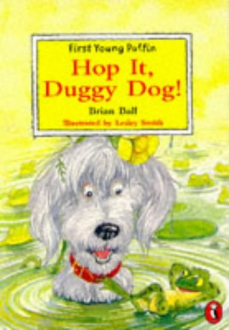 9780140381580: First Young Puffin Hop It Duggy Dog