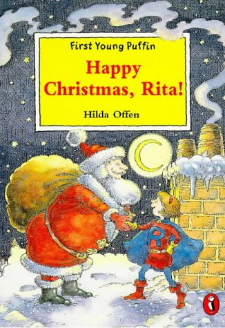 9780140381610: Happy Christmas Rita (First Young Puffin)