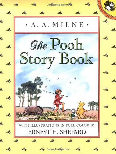 9780140381689: The Pooh Story Book (Picture Puffins)