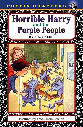 9780140382235: Horrible Harry and the Purple People