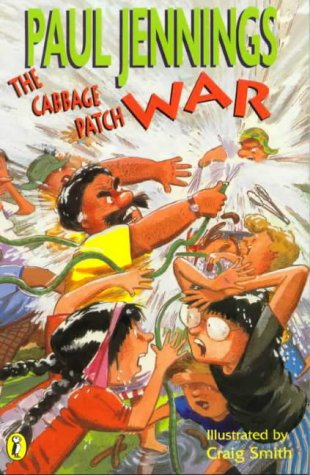 9780140382433: The Cabbage Patch War