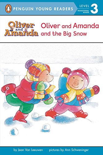 9780140382501: Oliver and Amanda and the Big Snow