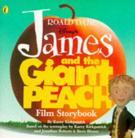 9780140382983: James and the Giant Peach: Film Storybook