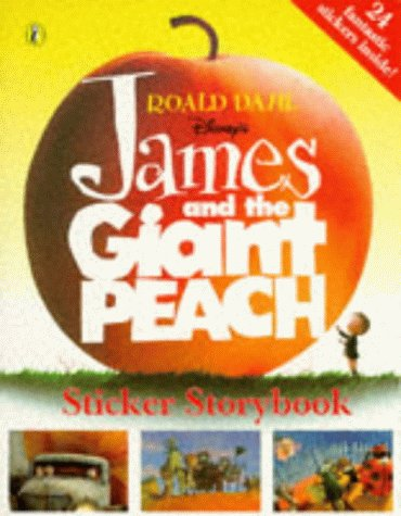 9780140383003: James and the Giant Peach: Sticker Storybook