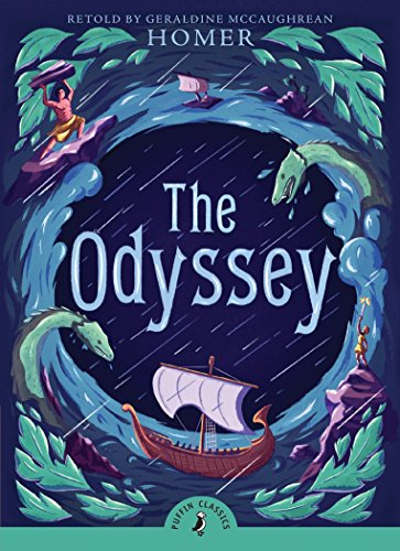The Odyssey (Puffin Classics): Homer; Adapter-Geraldine McCaughrean