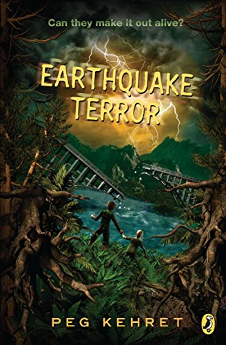 9780140383430: Earthquake Terror (Puffin Novel)