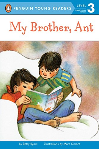 9780140383454: My Brother, Ant (Penguin Young Readers. Level 3)