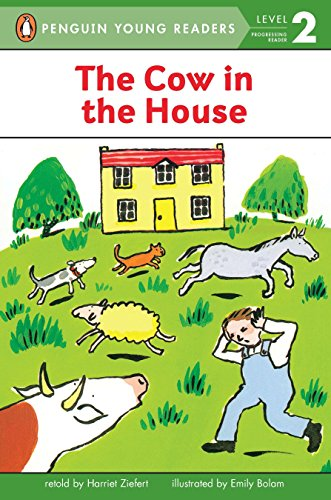 9780140383492: Cow in the House (Puffin Easy-To-Read)