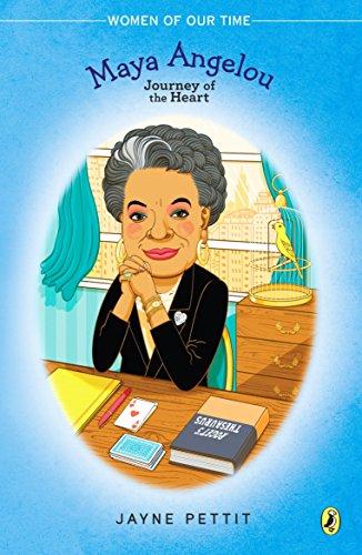 9780140383591: Maya Angelou: Journey of the Heart (Rainbow Biography)