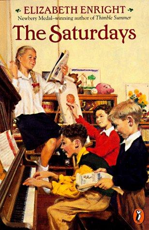 9780140383959: The Saturdays (Melendy Family)