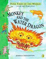 9780140384178: Monkey and the Water Dragon: A Folk Tale from China (Puffin Folk Tales of the World)