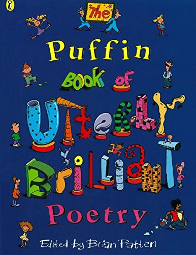 9780140384215: The Puffin Book of Utterly Brilliant Poetry