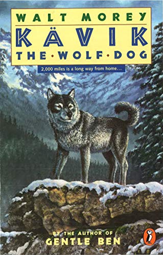 9780140384239: K Avik the Wolf Dog