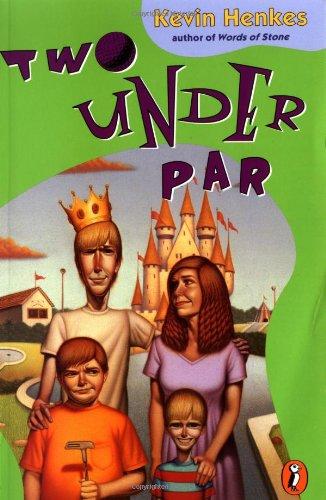 9780140384260: Two under Par