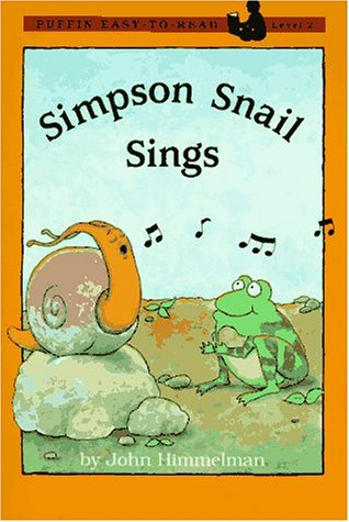 9780140384345: Simpson Snail Sings (Puffin Easy-to-Read)