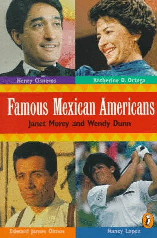 9780140384376: Famous Mexican Americans