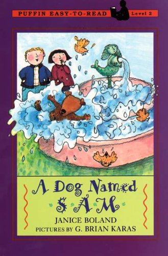 9780140384383: A Dog Named Sam (Puffin Easy-To-Read - Level 2)