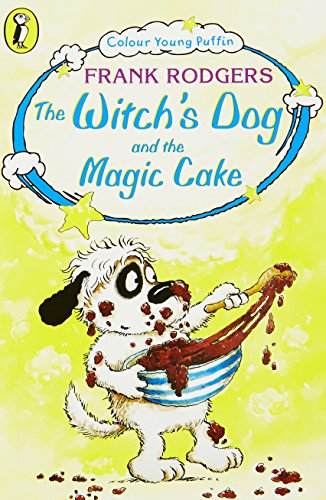 9780140384680: The Witch's Dog and the Magic Cake (Colour Young Puffin)