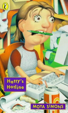 9780140384727: Hatty's Hotline