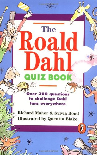 9780140384772: The Roald Dahl Quiz Book