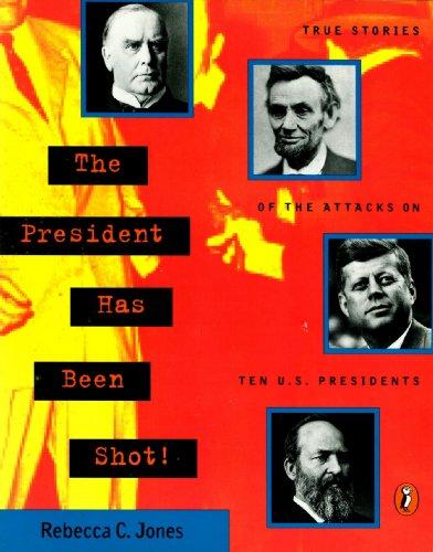 The President Has Been Shot! (Puffin Nonfiction): Jones, Rebecca C.