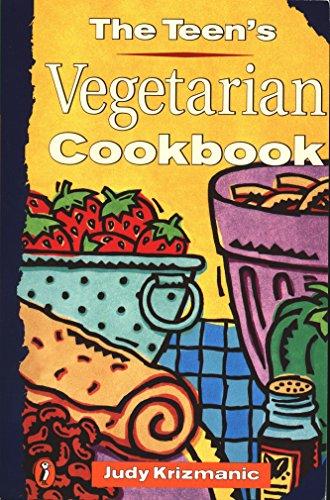 9780140385069: The E Teen's Vegetarian Cookbook