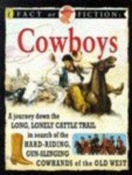 9780140385243: Fact or Fiction: Cowboys