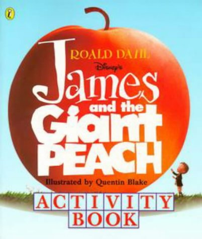 9780140385373: James and the Giant Peach: Activity Book