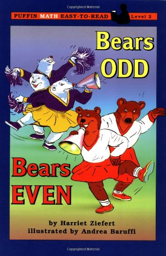 9780140385397: Bears Odd, Bears Even (Easy-to-Read, Puffin)
