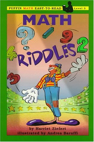 9780140385410: Math Riddles (Easy-to-Read, Puffin)