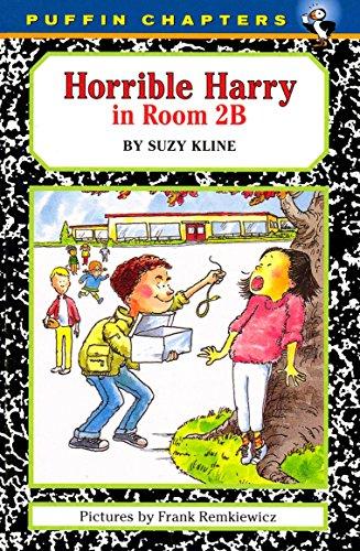 9780140385526: Horrible Harry in Room 2B