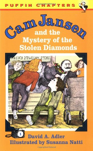 9780140385809: CAM Jansen and the Mystery of the Stolen Diamonds (Cam Jansen Mysteries)