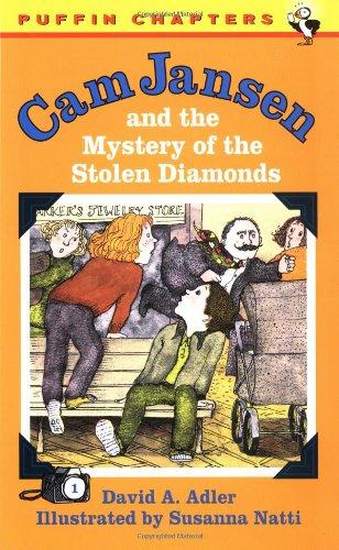 9780140385809: Cam Jansen: The Mystery of the Stolen Diamonds #1
