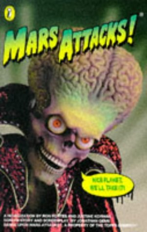 9780140385878: Mars Attacks!: Novelisation