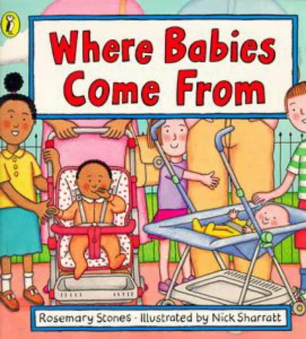 9780140386028: Where Babies Come from