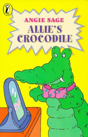 9780140386080: Allie's Crocodile (Young Puffin Confident Readers)