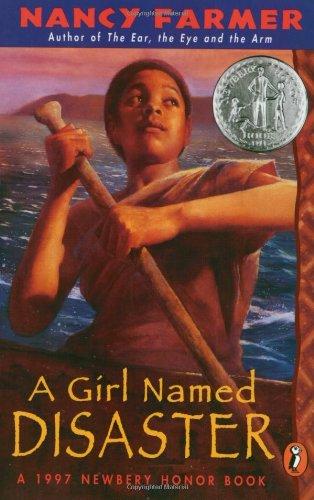 9780140386356: A Girl Named Disaster