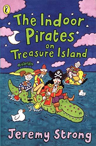 9780140386370: The Indoor Pirates On Treasure Island