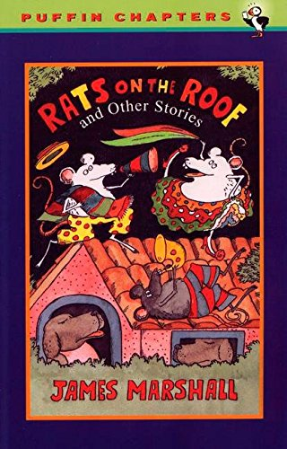 9780140386462: Rats on the Roof (Puffin Chapters)