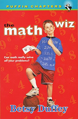 9780140386479: The Math Wiz (Puffin Chapters)