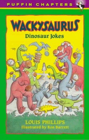 9780140386486: Wackysaurus Dinosaur Jokes