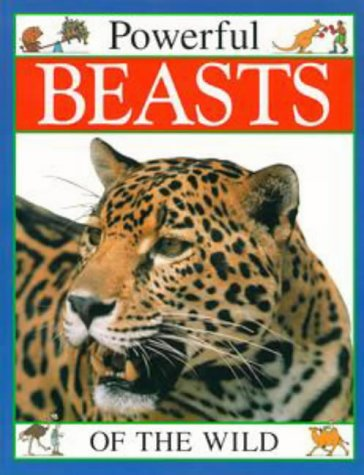 9780140386615: Powerful Beasts of the Wild