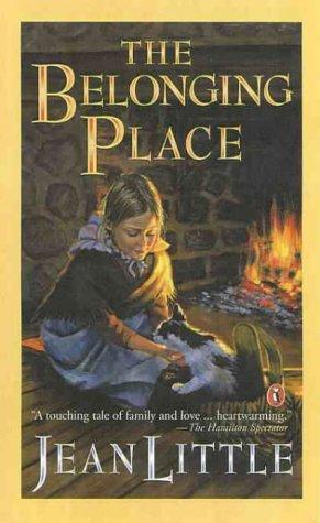 The Belonging Place: Jean Little