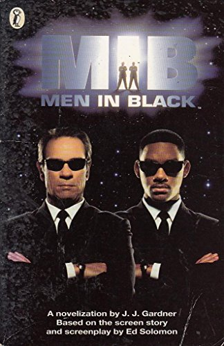 Men in Black: Junior Novelisation (Men in Black) (014038667X) by J. J. Gardner